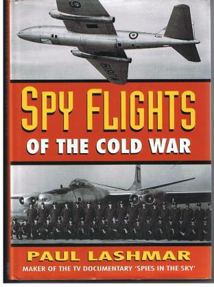 Spyflights Book Cover