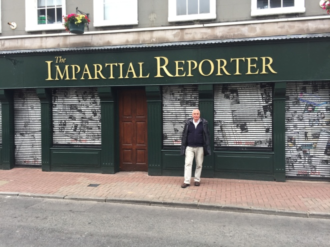 Ireland Impartial reporter july 2017 Good of PL